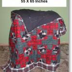 Flannel Plaid Quilt