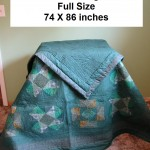 Quilts for family gifts.