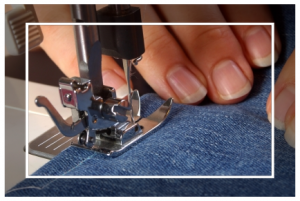 Sewing Hems Tip