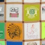 t-shirt squares